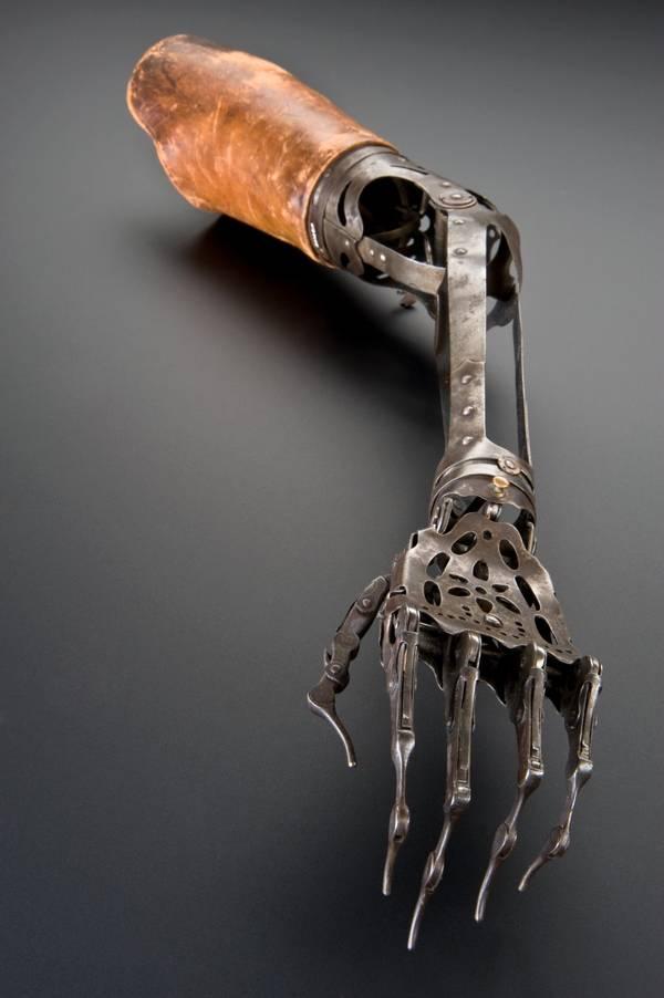 Victorian Prosthetic Hand