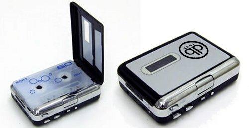 DBTech USB Cassette to MP3 Converter 3
