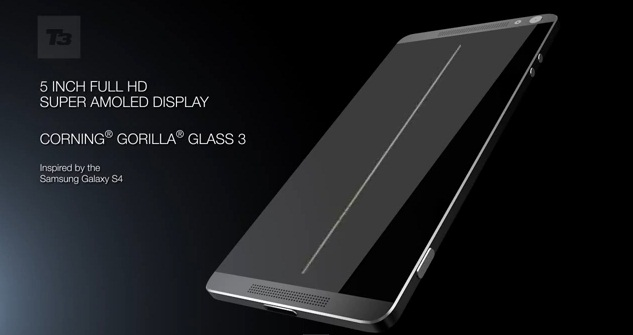 The Ultimate Smartphone of 2013 - display
