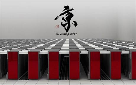 Fujitsu-K Supercomputer