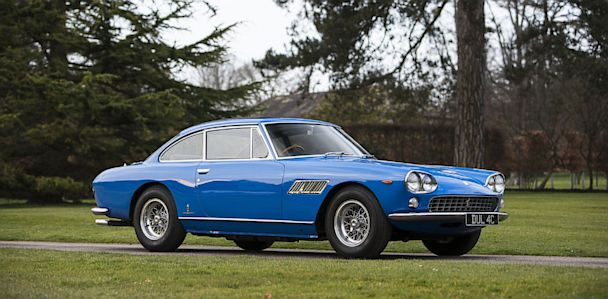 John Lenonn 1965 Ferrari GT