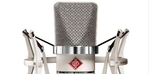 NEUMANN TLM-102 condenser microphone