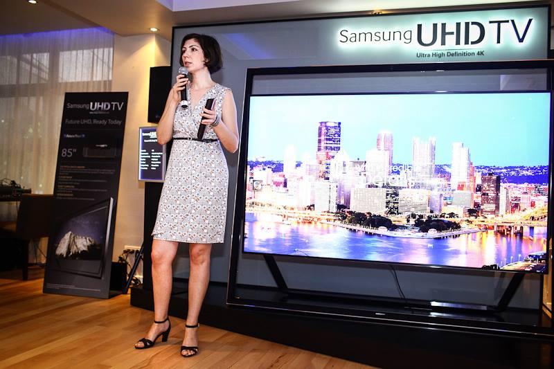 Samsung UHD 85S9 4K TV