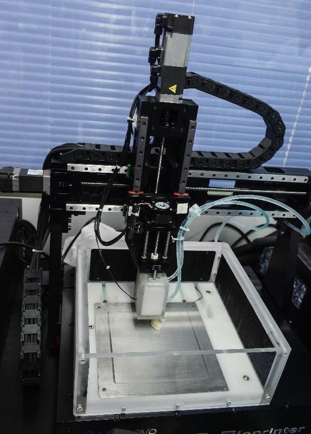 biomaterial 3D printer 2