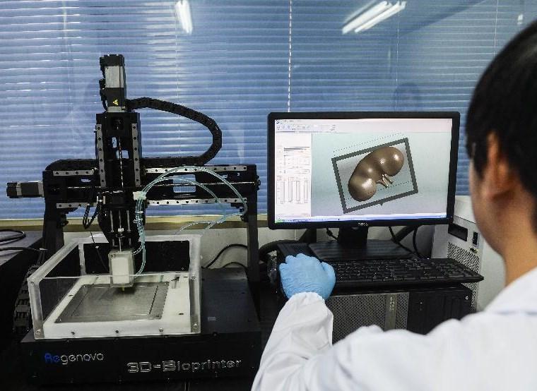 biomaterial 3D printer
