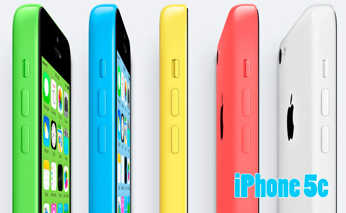 iPhone-5C official image