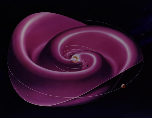 heliospheric current sheet