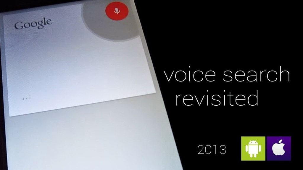 how to use google voice search