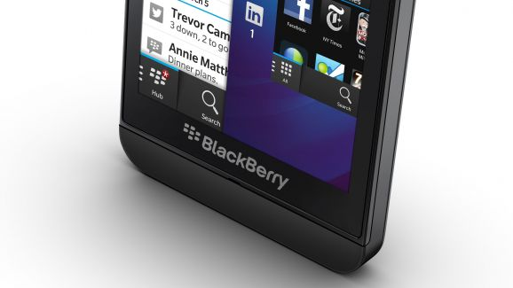 BlacBerry Z50 smartphone 2014