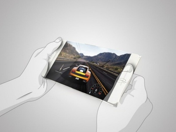 folding smartphone concept