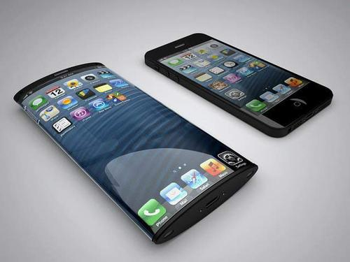 iPhone_6 curved screen concept design