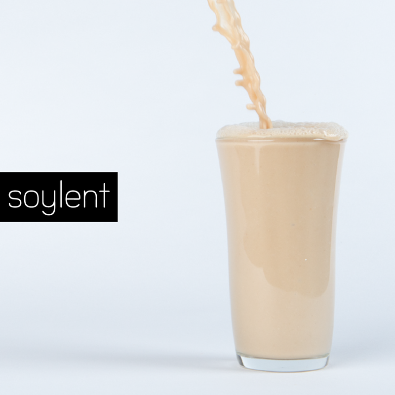 synthetic food Soylent