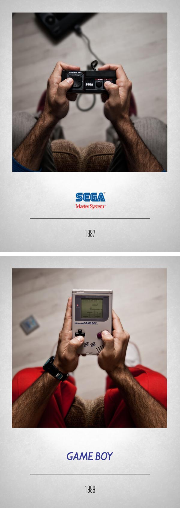 Sega controller