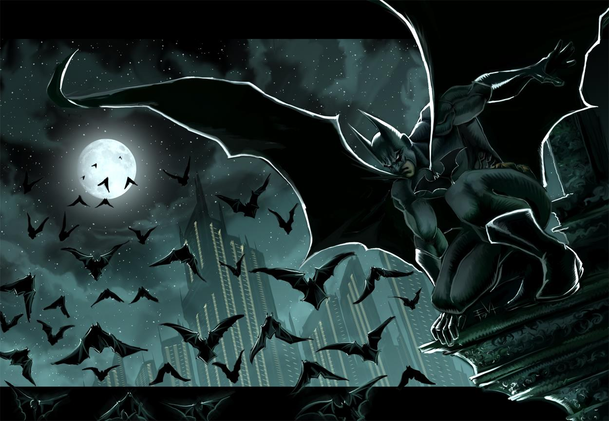 Batman Fan Art (4)