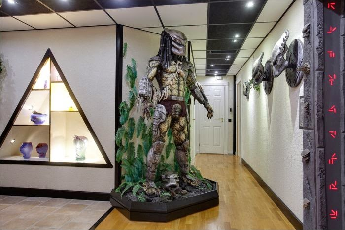 Cool Predator House From Sweden (4)