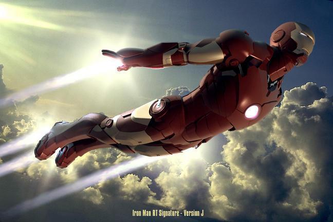 Iron Man Fan Art (11)