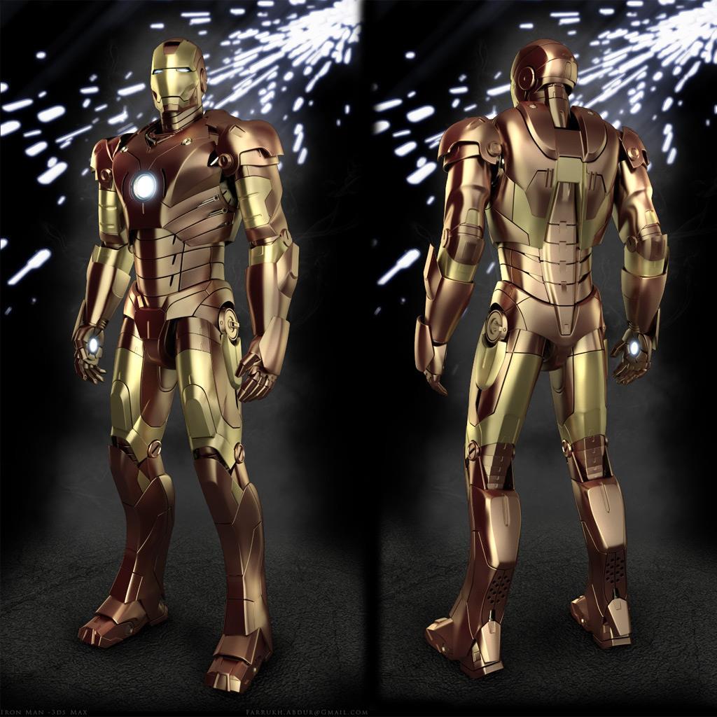 Iron Man Fan Art (14)
