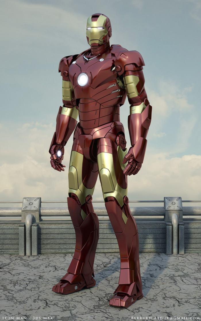 Iron Man Fan Art (15)