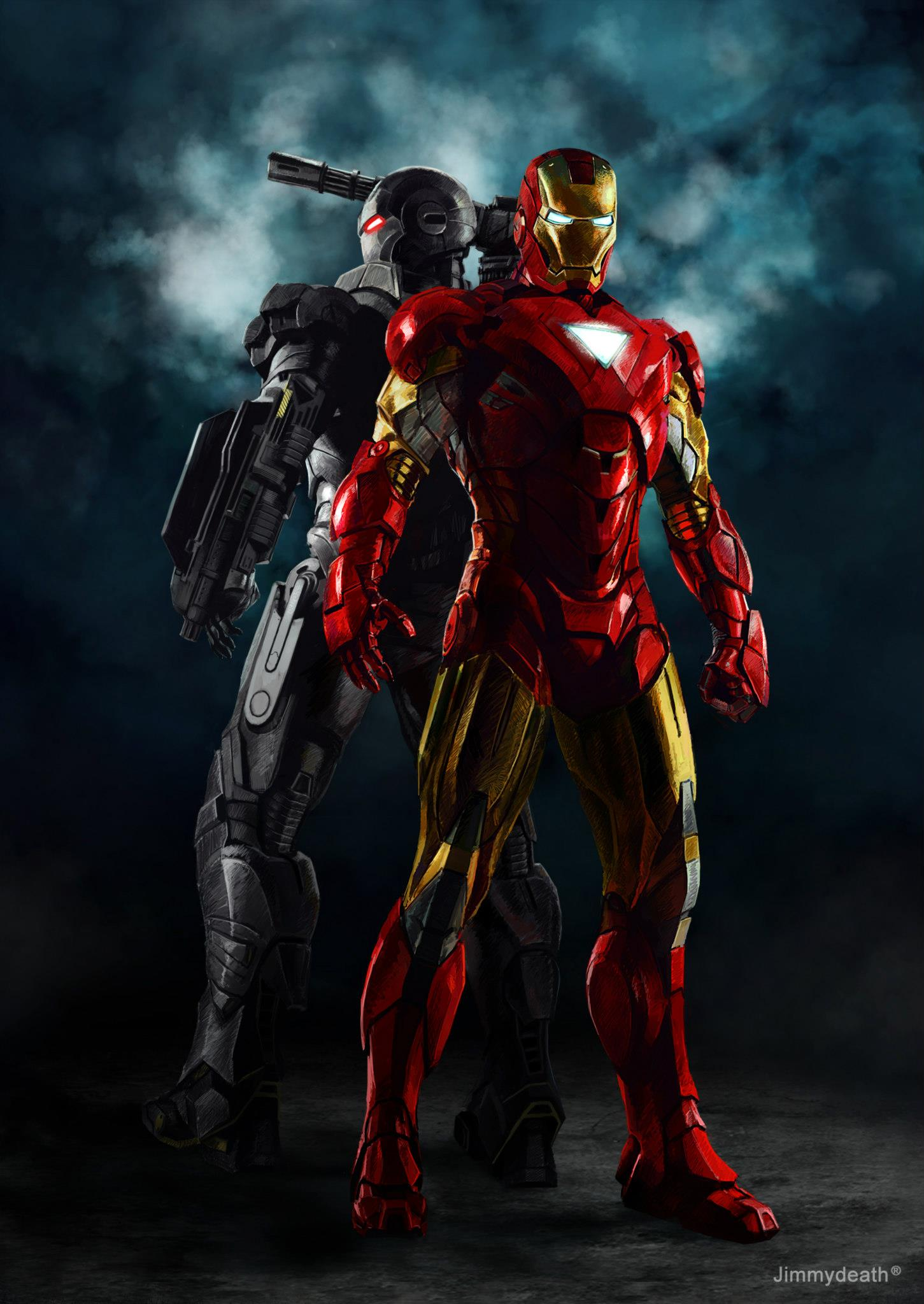 amazing iron man fan art [25 images]