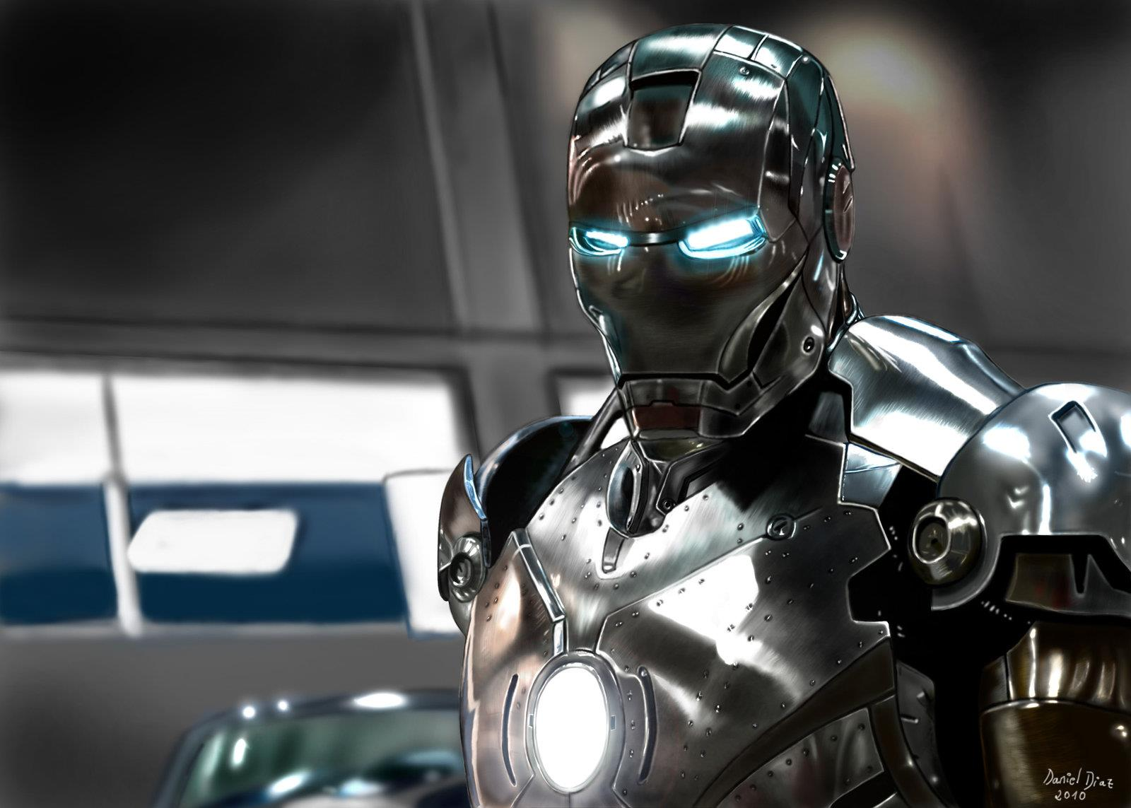 Iron Man Fan Art (19)