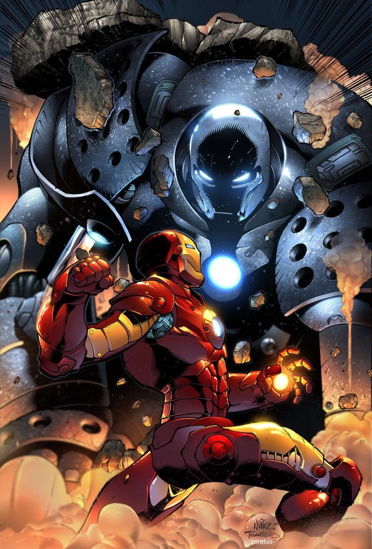Iron Man Fan Art (20)