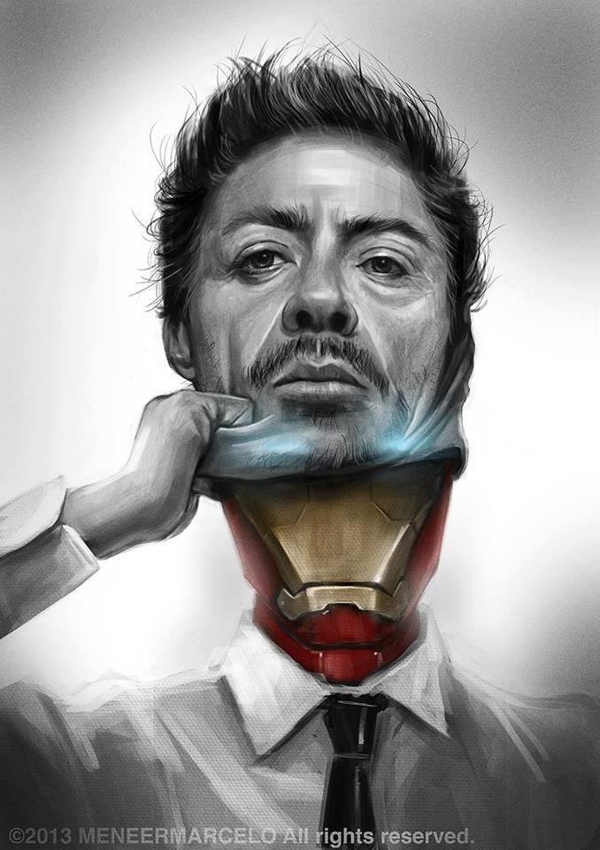 Iron Man Fan Art (21)