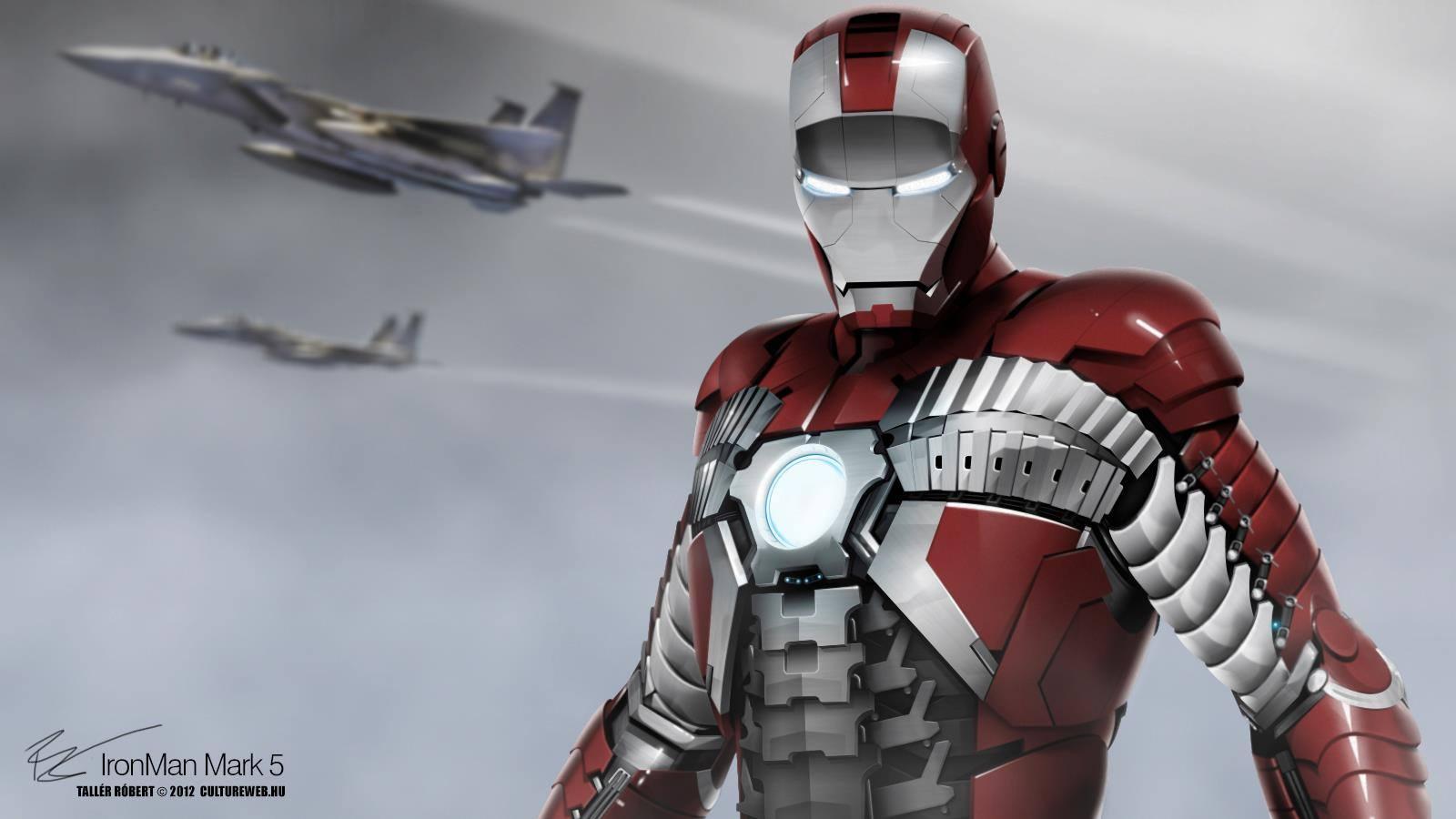 Iron Man Fan Art (24)