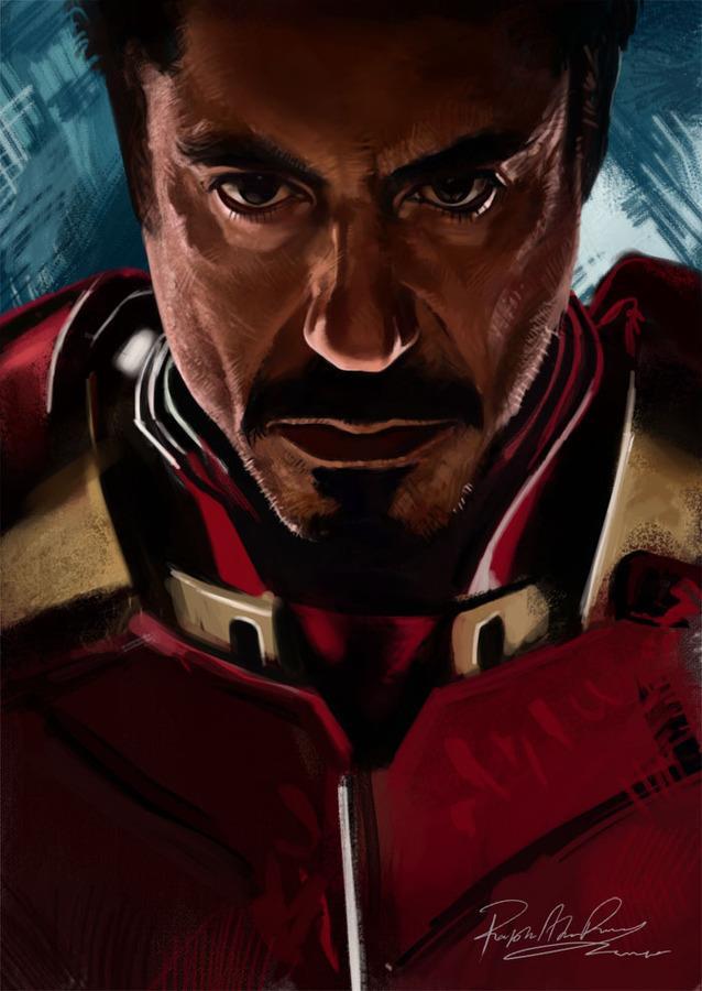 Iron Man Fan Art (6)