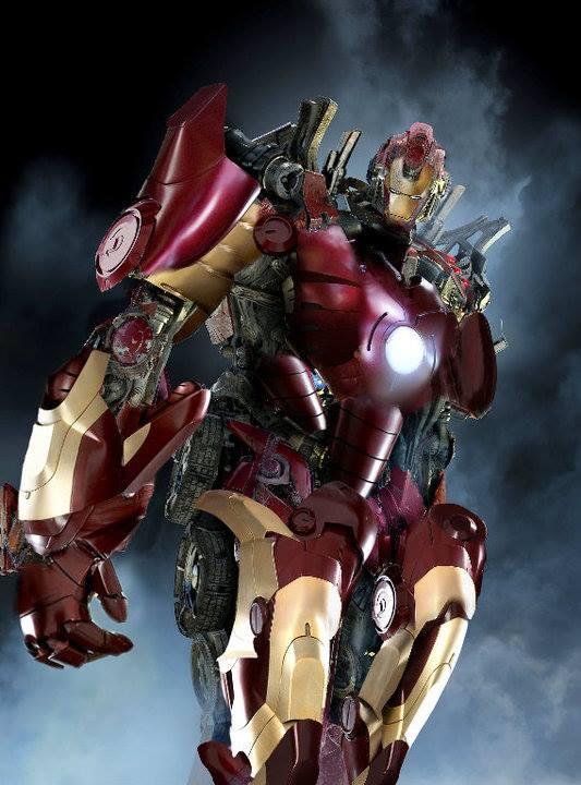 Iron Man Fan Art (7)