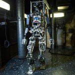 SAFFiR: the firefighter robot of the US Navy