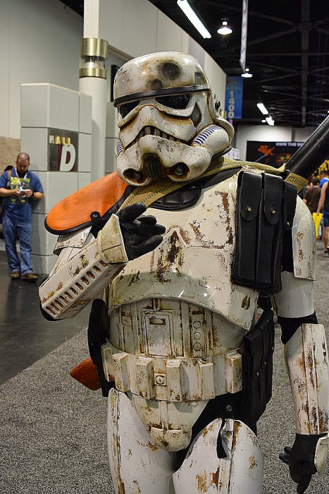 The Coolest Cosplay Costumes From WonderCon 2015  (16)