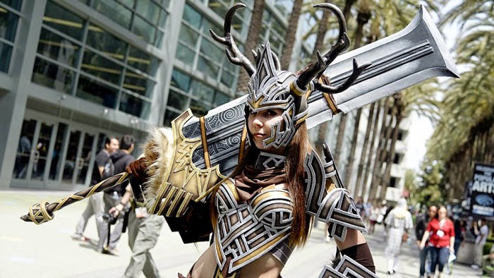 The Coolest Cosplay Costumes From WonderCon 2015  (17)