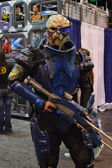 The Coolest Cosplay Costumes From WonderCon 2015  (19)
