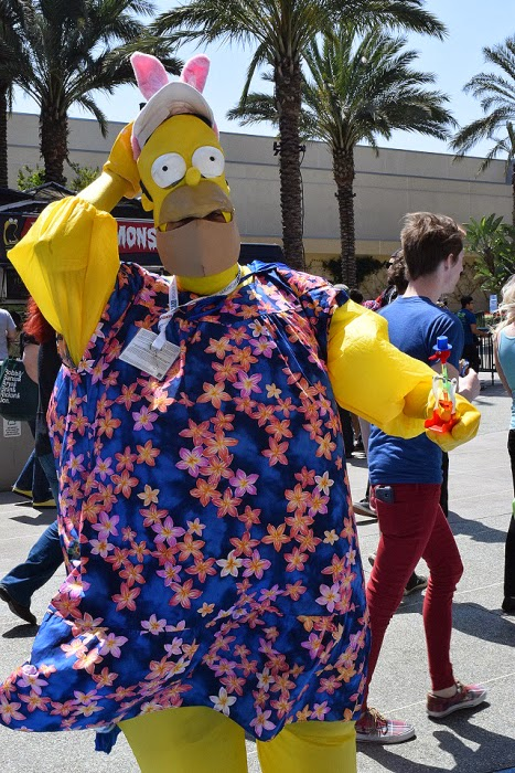 The Coolest Cosplay Costumes From WonderCon 2015  (20)