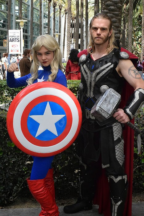 The Coolest Cosplay Costumes From WonderCon 2015  (4)