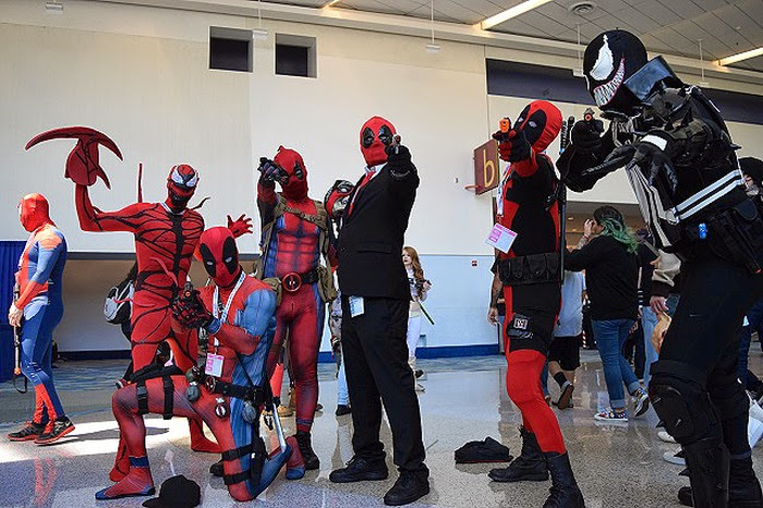 The Coolest Cosplay Costumes From WonderCon 2015  (5)
