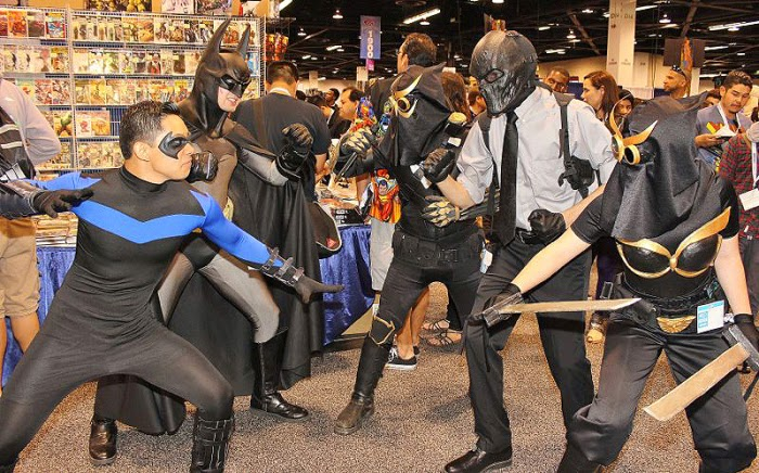 The Coolest Cosplay Costumes From WonderCon 2015  (9)
