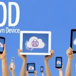 BYOD – Using gadgets at workplace