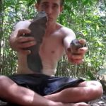 Building a house with primitive technology