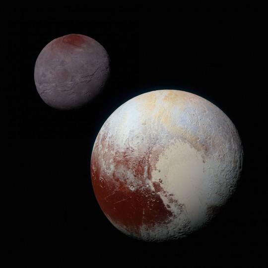 plutos moon charon