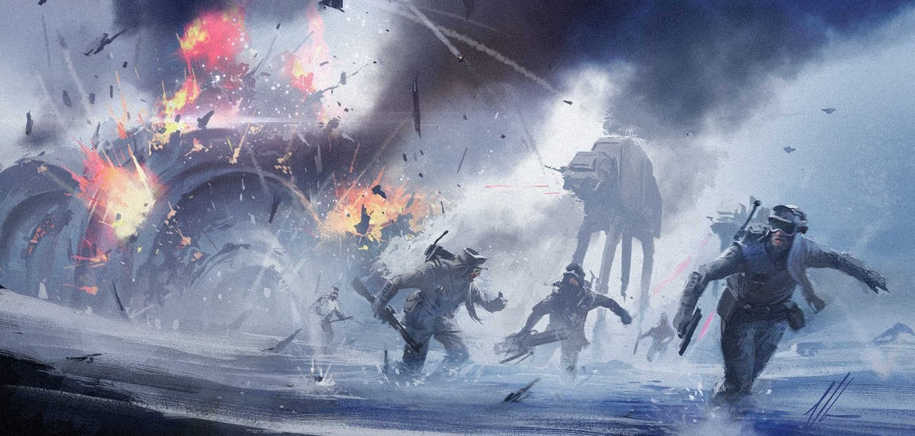 inspiring star wars artworks made by fans