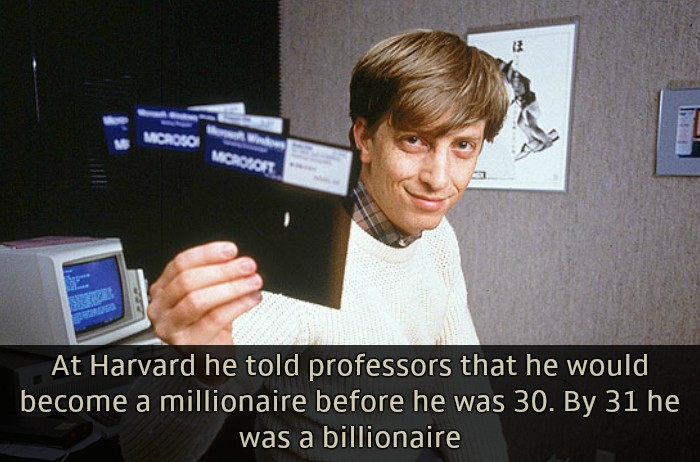 Top Bill Gates Facts - Why He is awesome 2