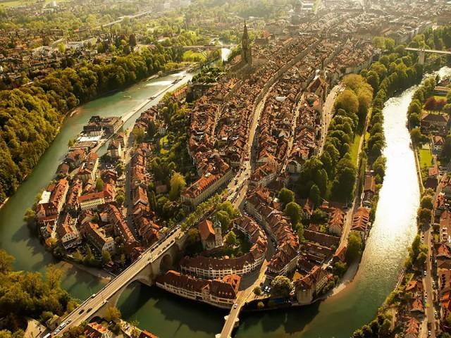 3 City View Bern Switzerland