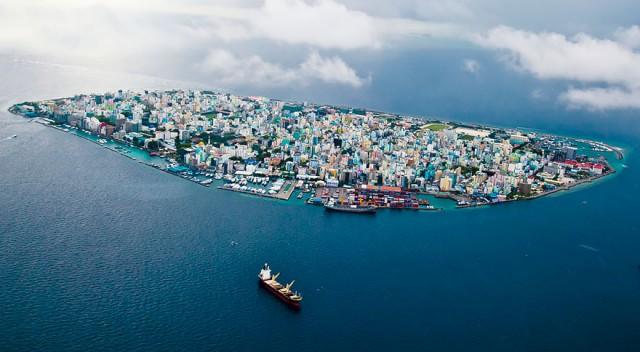 9 City View Male Maldives