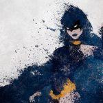 Astonishing DC Splatter Artworks