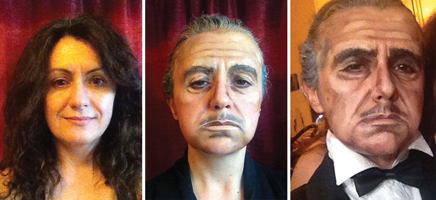 makeup transformation 10