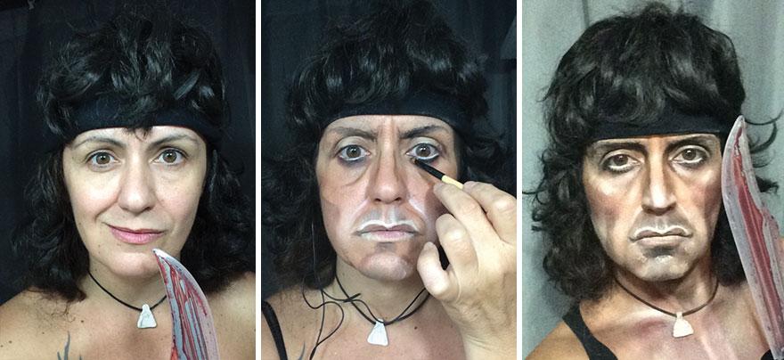 makeup transformation 11