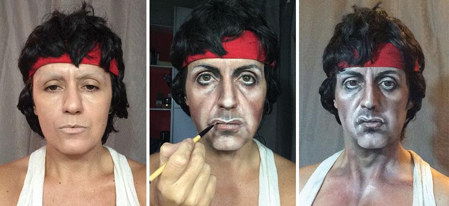makeup transformation 12
