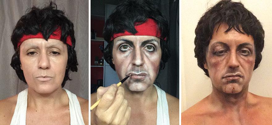 makeup transformation 13