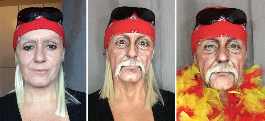 makeup transformation 3